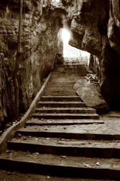 [Rama V palace ruins, Thailad]