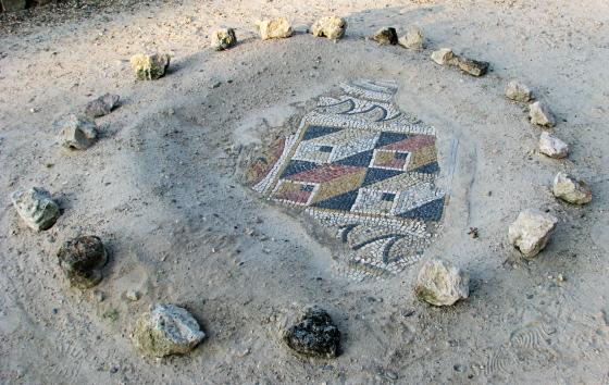 [Roman mosaics]