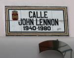 [Calle John Lennon]