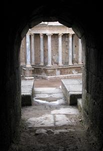 [Roman theatre]
