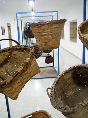 [Museum - baskets]