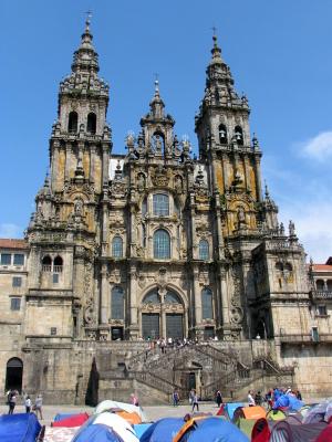 [Santiago de Compostela Cathedral]